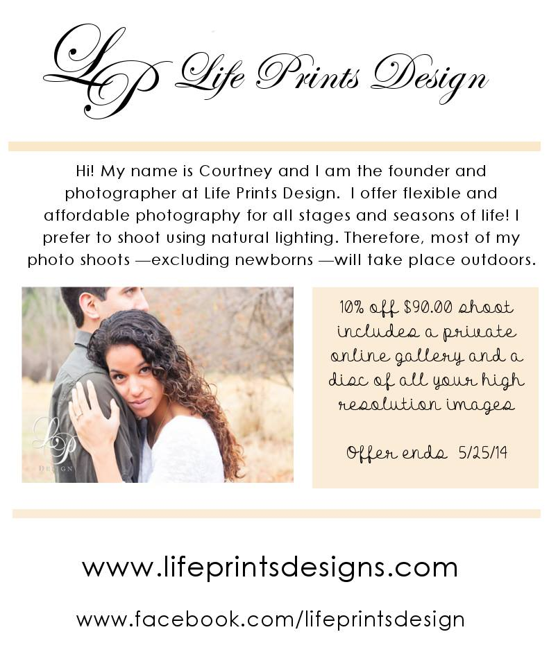 life prints design
